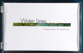WATER LINES ARTIST BOOK